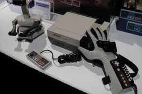 Today, you can find power gloves on display as relics of gaming history.