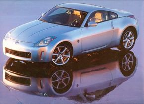 The 2003 Nissan 350Z was designed to be practical in terms of technology and price.