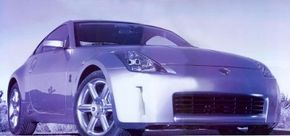 When pricing for the 2003 Nissan 350Z was announced, it was surprisingly affordable.