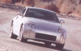 The Nissan 350Z offered a wide range of options to enhance the driving experience.