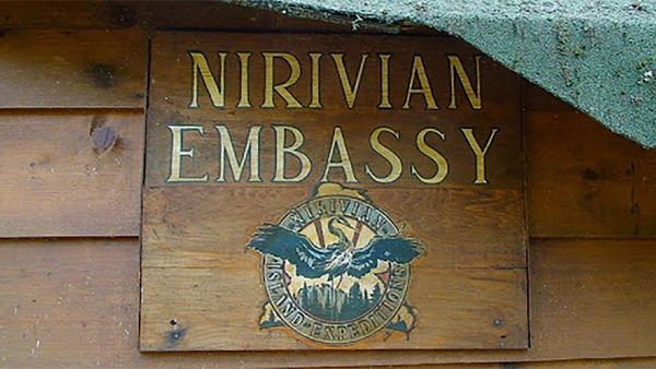 The Republic of Nirivia: A Magical Micronation That Semi-exists on Lake Superior