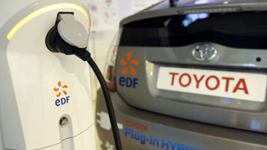 Is there a way to create an all-electric car you don't have to plug in?
