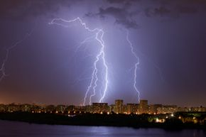 Turns out lightning is highly unpredictable, so trying to get its strike rate down to a science probably won't work in your favor.