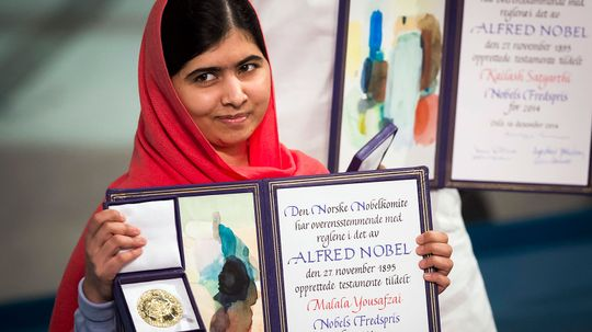 Can You Nominate Yourself for a Nobel Prize?