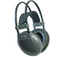 Circumaural headphones