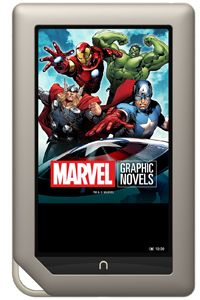 The Barnes & Noble Nook Tablet