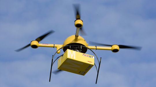 10 Non-murderous Things Drones Do Every Day