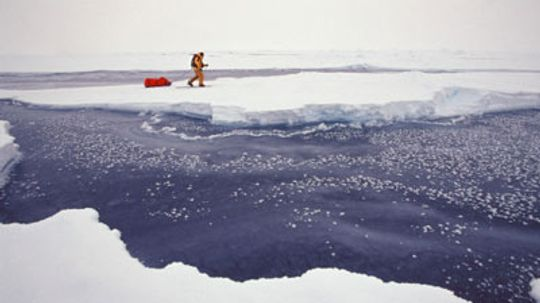 How North Pole Expeditions Work