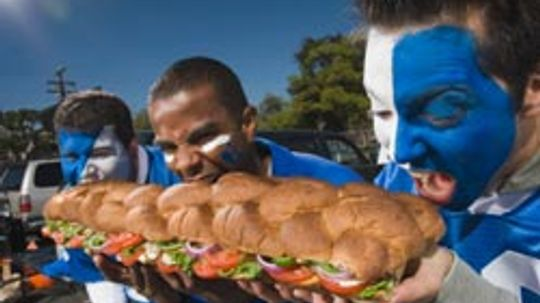 5 Things Not to Bring to a Tailgate Party