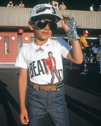 """It's time for the Michael Jackson costume to """"Beat It."""""""