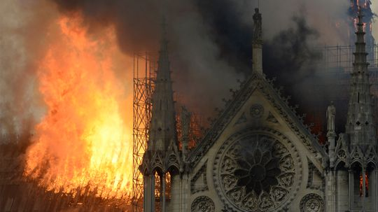 Notre Dame Cathedral: What It Took to Build Her