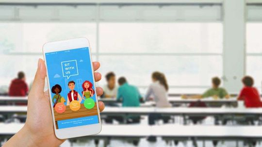 A Teen-designed App Could End Lonely School Lunches