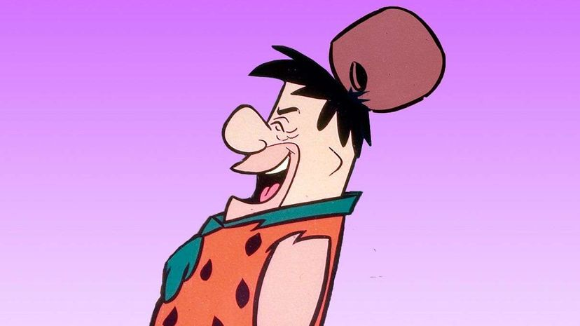 Fred Flintstone is about to get amnesia -- or be cured of it. ABC Photo Archives/Getty