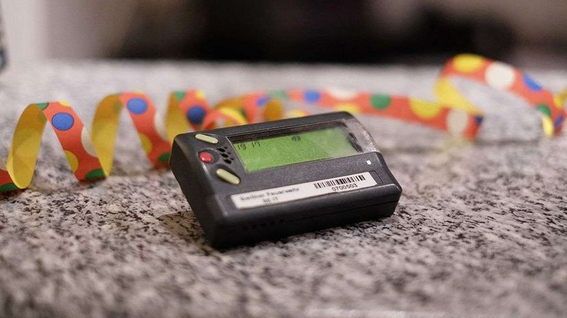 Though pagers may have lost some of their allure, the to-the-point devices remain useful for those in certain professions. T. Seeliger/snapshot-photography/Ullstein Bild/Getty Images