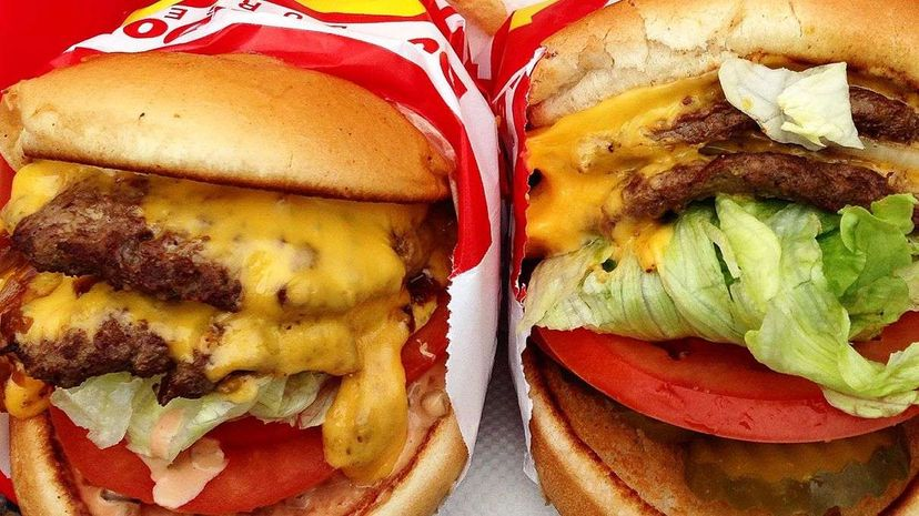 The melty properties of American cheese make it a favorite for burgers. Christopher Hassiotis