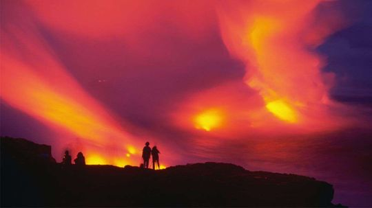 Could Humans Force a Volcanic Eruption?