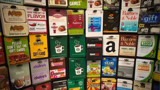 The Secret Life of the Gift Card Industry