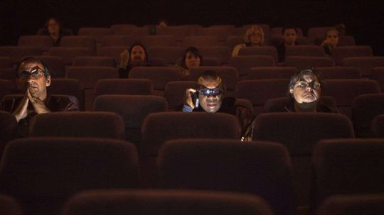 Blind People Do Go to the Movies. And Audio Description Helps.
