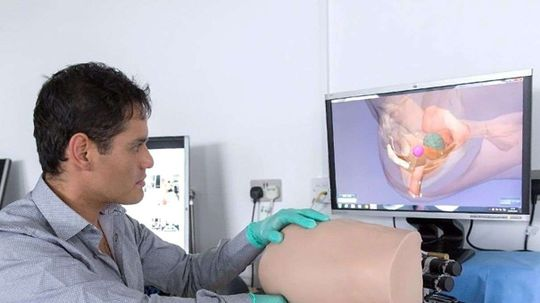 Robotic Rectums Give Docs a Feel for Prostates