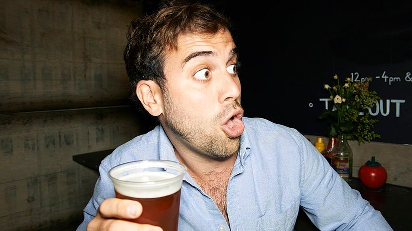 You might think that drinking drastically changes your personality, but a study from the University of Missouri shows that's not necessarily true. Tara Moore/Getty Images