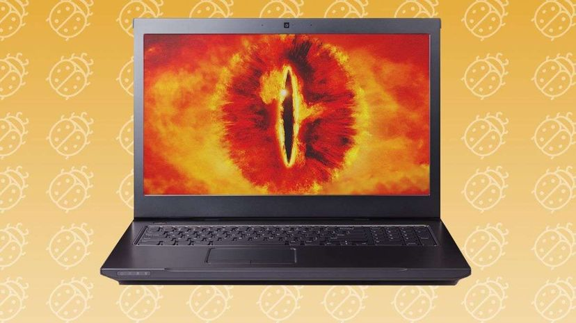 Sauron's Spies Are Everywhere  Even on Computers New Line/Lushik/Turnervisual/Getty