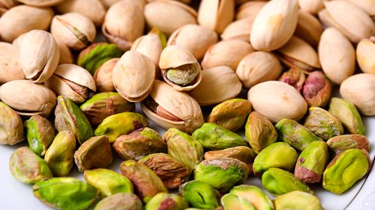 Why Pistachios Are Sold in Their Shells