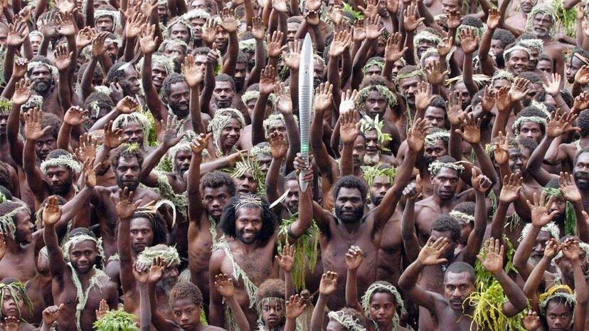 People from Vanuatu