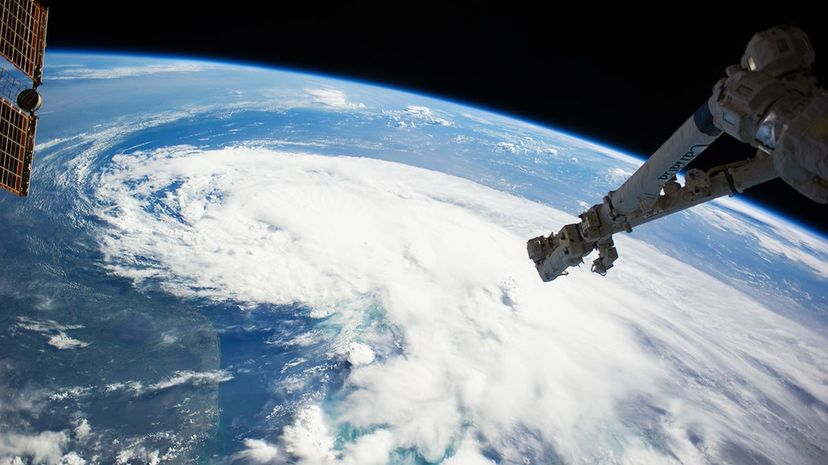 The research that the United States' space agency conducts on climate, geography and topography, among other topics, has far-reaching applications. NASA/Getty Images