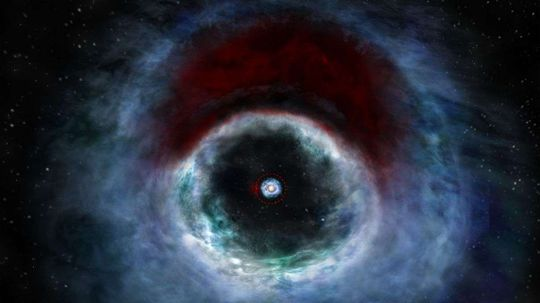 Spotted: Early Planetary Formation Around a Binary Star System