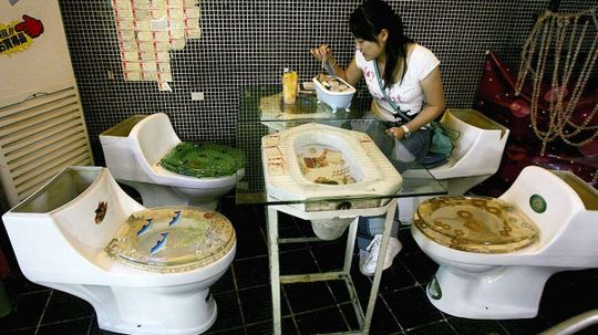 Yes, We Live in a World Where 'Poop Cafes' Are a Thing