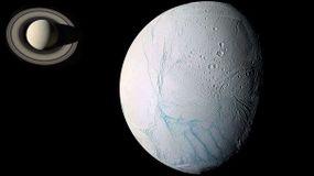 enceladus, saturn's moon