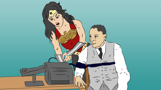 75 Years After Her Debut, Wonder Woman Remains Iconic