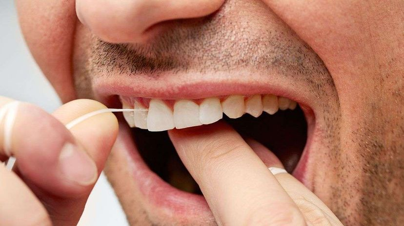 The American Dental Association says you don't need a study to prove the benefits of flossing. Klaus Vedfelt/Getty Images