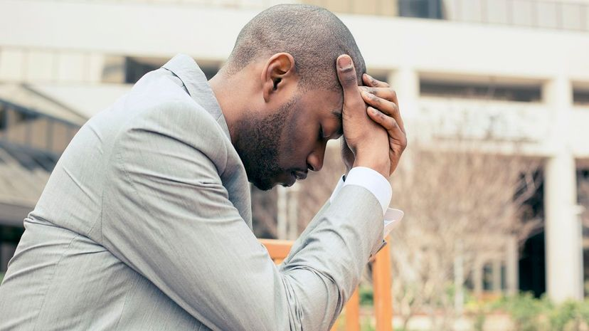 Worrying actually can be beneficial. SIphotography/iStock/Thinkstock