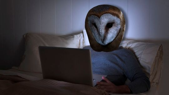 Researchers Pinpoint Genetic Mutation in Chronic Night Owls