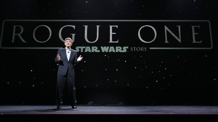 Rogue One: A Star Wars Story Trailer #2 Carousel image: Jesse Grant/Getty Images for Disney ; Video: Star Wars/YouTube