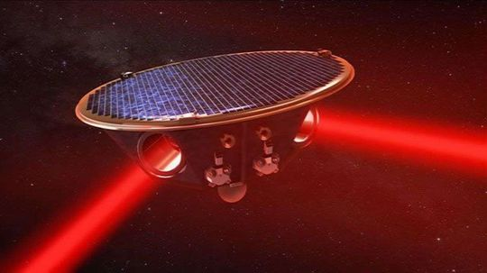 We're Now One Step Closer to a Gravitational Wave Space Observatory