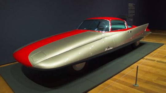 How Wind Tunnel Testing Shaped Vintage Dream Cars