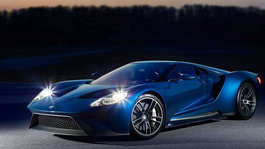The Ford GT and Gorilla Glass — A Match Made in ... Well, the Lab