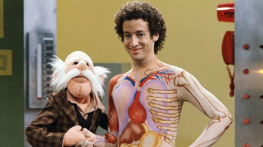 40 Years Later, Slim Goodbody Is Still Encouraging Kids to Make Healthy Choices