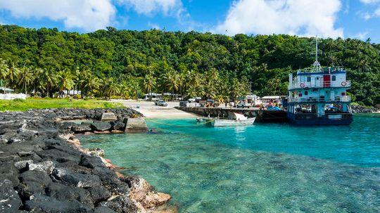 Thanks, Elon! Tiny Samoan Island Is Going Totally Solar