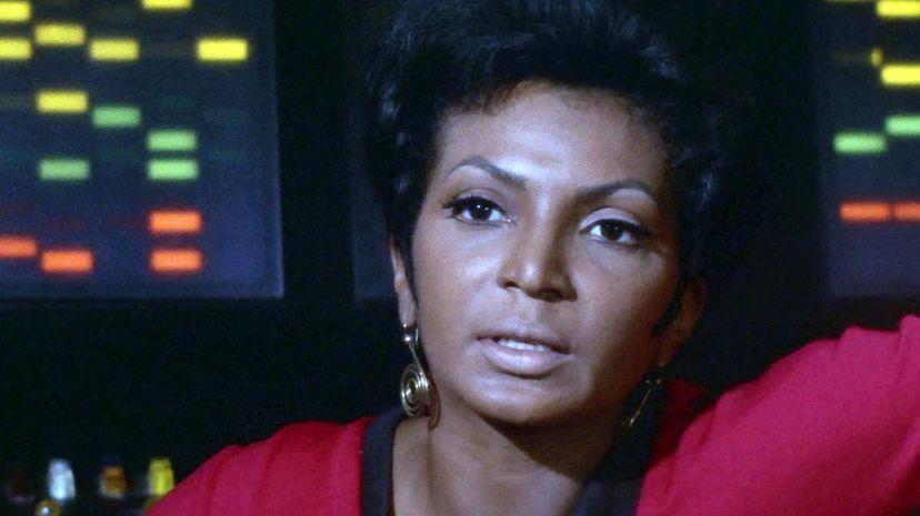 Nichelle Nichols, Star Trek