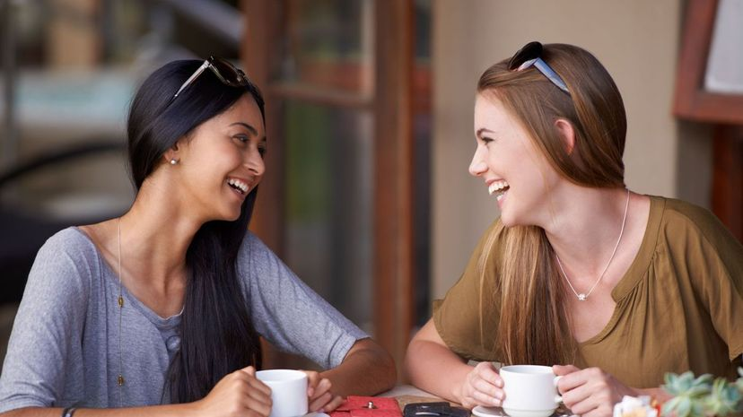 Studies show that having friends can prolong your life. PeopleImages/Getty Images