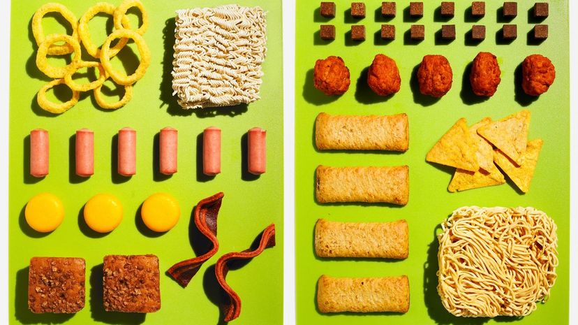 Processed foods changed life for the better when first introduced, says food historian Rachel Laudan. Tamara Staples/Getty Images