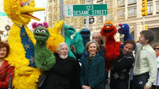 5 Things You Didn't Know About 'Sesame Street'