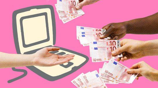 Crowdfunding or Crimefunding? Fraudsters Kickstart Money Laundering Campaigns