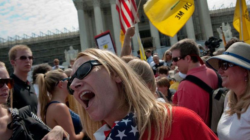 Is a better decision made by the crowd or a few experts, like the people on the U.S. Supreme Court? Nikki Kahn/The Washington Post via Getty Images