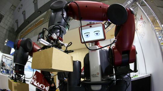 Watch This Robot Correct Its Mistakes Through Brain Waves