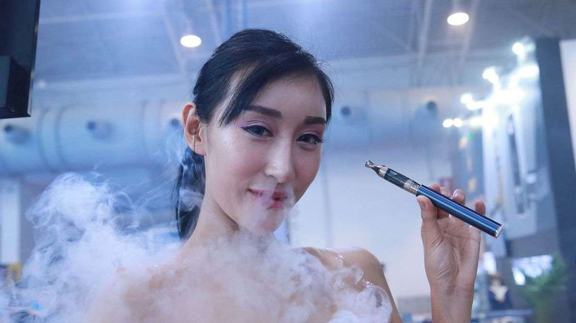 Researchers found dangerous chemicals in 75 percent of tested e-cig flavoring agents. ChinaFotoPress/Getty Images