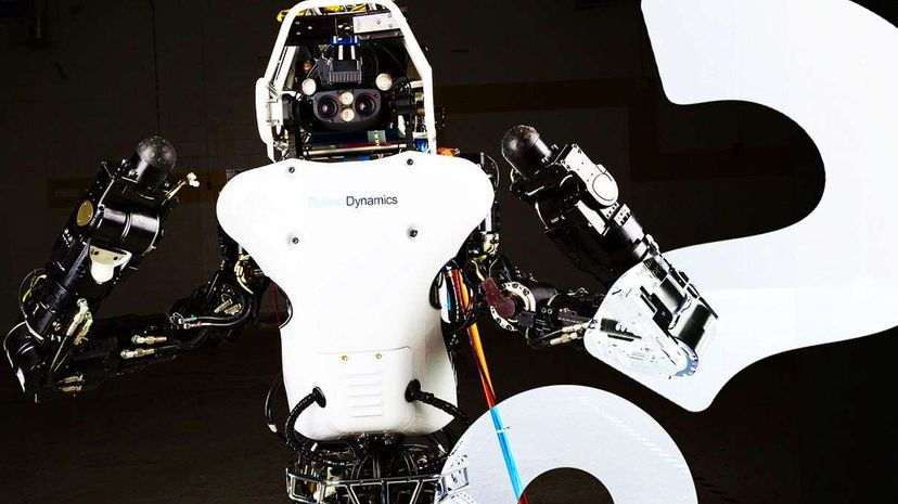 Boston Dynamics Atlas: A Bipedal Robot With Smooth Moves HowStuffWorks